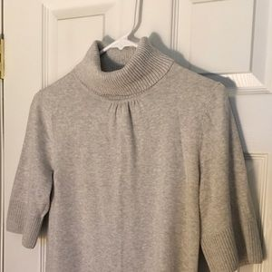 Christopher & Banks turtleneck sweater size M
